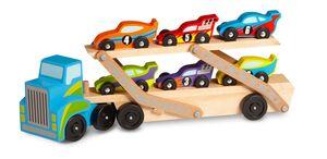 M&D - Camión para autos de carrera