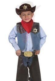 M&D Disfraz - Vaquero Cowboy