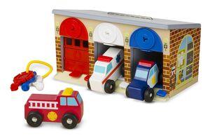 M&D Garajes con 3 coches y llaves