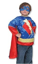 M&D Disfraz Superheroe