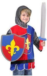 M&D Disfraz - Caballero Knight