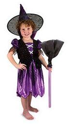 M&D Disfraz - Bruja Witch