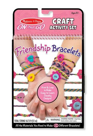 M&D - Friendship Braceletes
