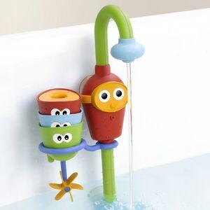 Yookidoo - Juguete de baño Grifo y vasitos divertidos Yookidoo