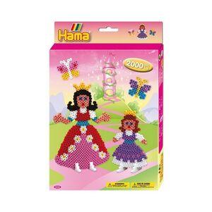 Hama- caja regalo Princesas