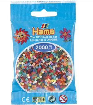 HAMA- MINI 2000 PIEZAS 501-00