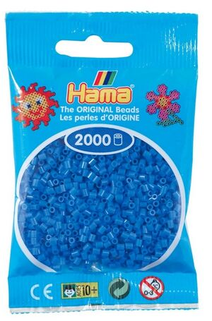 HAMA- MINI 2000 PIEZAS 501-09