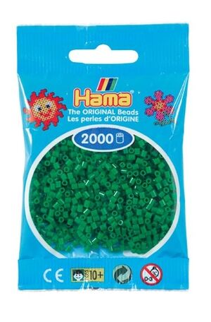 HAMA- MINI 2000 PIEZAS 501-10