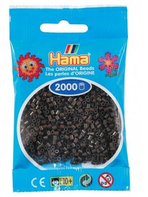 HAMA- MINI 2000 PIEZAS 501-12