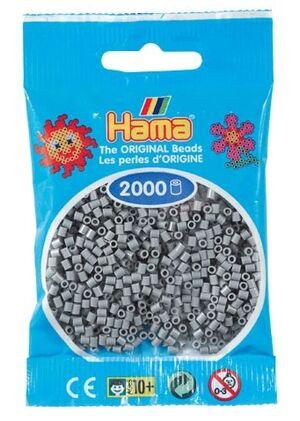 HAMA- MINI 2000 PIEZAS 501-17