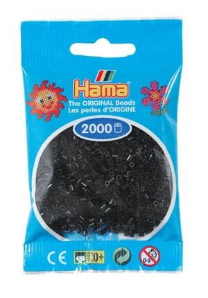 HAMA- MINI 2000 PIEZAS 501-18