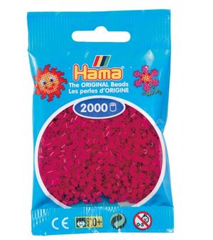 HAMA- MINI 2000 PIEZAS 501-29