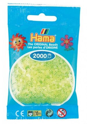 HAMA-MINI 2000 PIEZAS 501-34