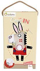 Avenue Mandarine-Couz'in Ernest burro