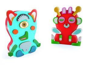 Djeco - Inzebox Monstro juego magnético monstruos 49 piezas