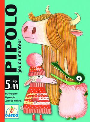 Djeco - Cartas Pipolo