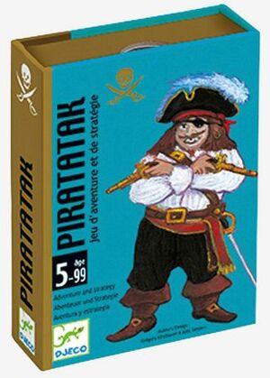 Djeco - Cartas Piratatak