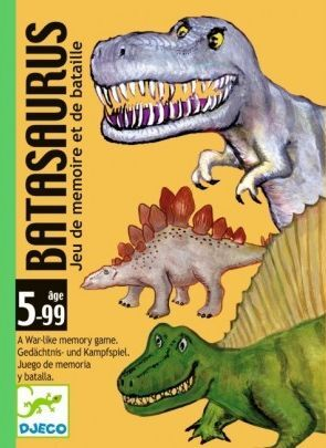 Djeco - Cartas Batasaurus