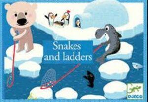 SNAKES AND LADDERS / LA ESCALERA