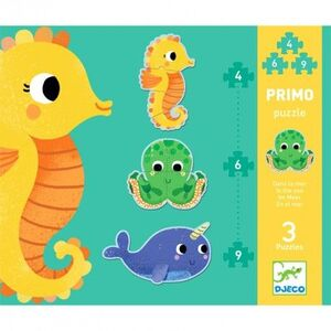 Djeco - P. Evolutivo En el Mar