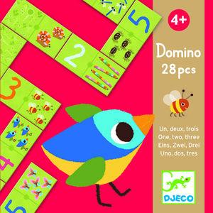 Domino Uno, dos, tres (28 pzas)