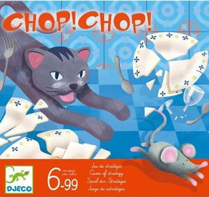 Djeco - juego Chop chop
