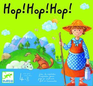 Djeco - Hop! Hop! Hop!