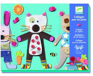 Collages para pequeños Animalitos