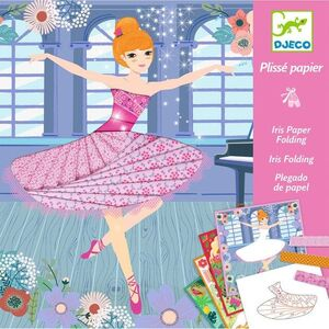 Djeco - Plegado de papel Bailarinas