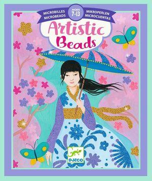 Djeco - Artistic Beads Todo el mundo