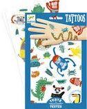 Djeco- tatuajes Hocicos