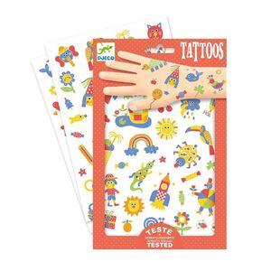Djeco - Tatuajes So cute
