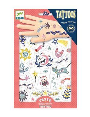 Djeco - Tatuajes Dulces sueños
