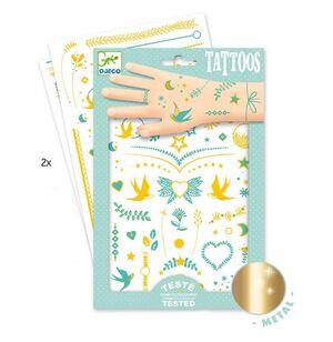 Djeco - Tatuajes Las joyas de Lily