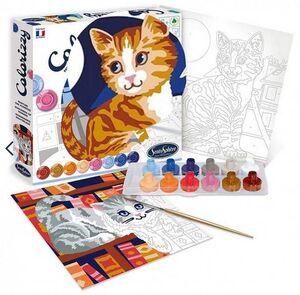 Colorizzy - Gatos