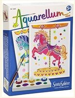Sentosphère - Aquarellum min caballitos de carusel