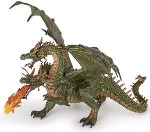 Papo - Dragón Dos Cabezas