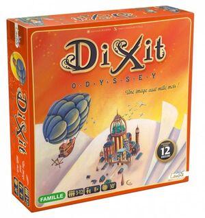 Dixit Odyssey (juego de mesa)
