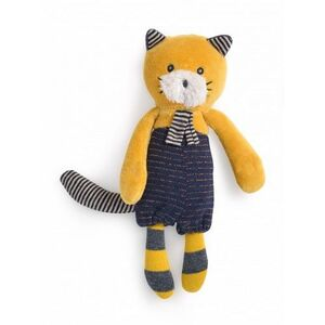 Moulin Roty - Gatito mostaza Lulu, Les Moustaches