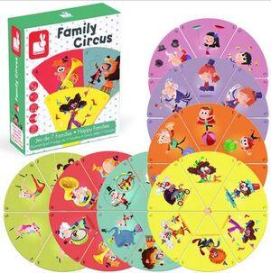 Janod - Family Circus
