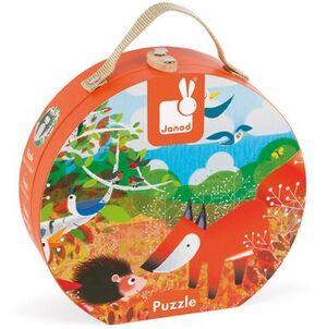 Janod - Puzzle El bosque 24 piezas