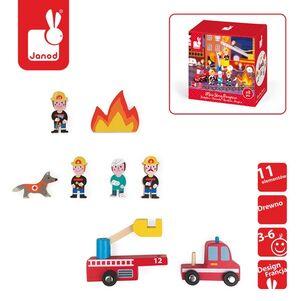 Janod - Mini story bomberos