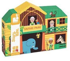 Janod - story box safari