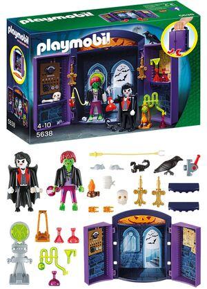 Playmobil - Cofre casa encantada