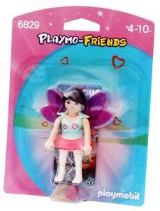 playmobil - hada con anillo