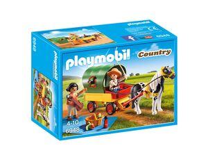 Playmobil Country - Picnic con Poni y Carro