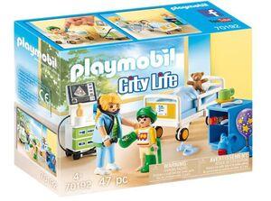 Playmobil City Life - Sala Hospital Infantil
