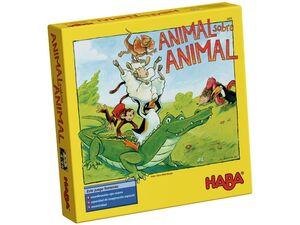 Haba - Animal sobre animal (caja en castellano)