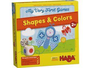 Haba - Mis primeros juegos colores y formas