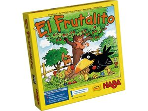 Haba - El Frutalito (caja en castellano)